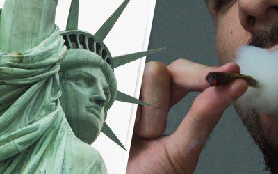 New York Officially Legalises Recreational Marijuana